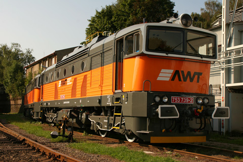 awt locomotive