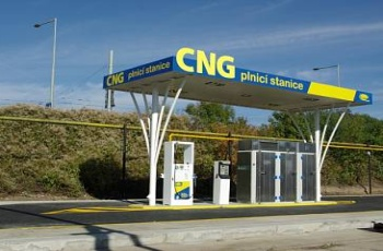 CNG station
