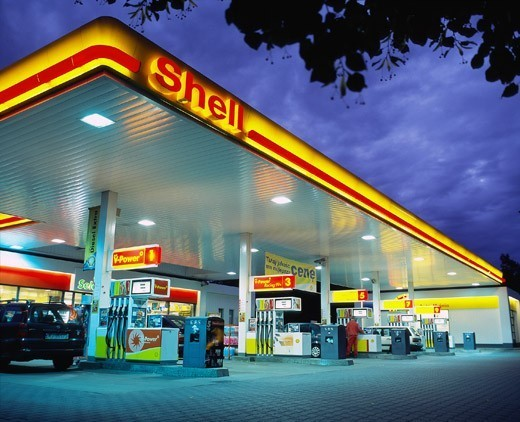 shell gas station 1