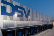 Největší logistický areál DSV v severní Evropě pomůže čistit ovzduší
