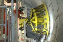Technologie Eaton pomáhá automatizovat vrtání 250000 otvorů v tunelech Crossrail.