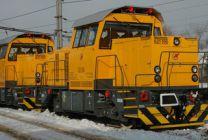 CZ LOKO vyrobilo jubilejní 1111. vozidlo.  Lokomotivu využije ČEPRO  ve skladovém terminálu v Loukově