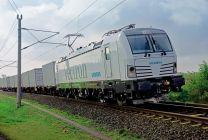Jubilejní 500. elektrická lokomotiva Vectron putuje k ELL a bude vozit vlaky Českých drah