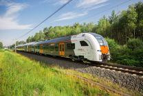 Siemens představil prototyp velkokapacitních příměstských jednotek pro Rhein-Ruhr Express