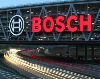 Bosch zakládá divizi propojených služeb mobility
